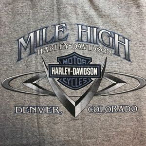 2004 Harley Davidson Motorcycle Tribal T Shirt